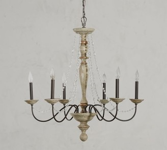 Pottery Barn Venice Chandelier