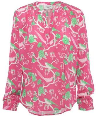Primrose Park Sandy Silk Shirt Glorious - XS / Pink
