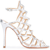 Schutz caged sandals