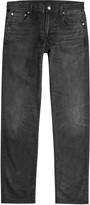 Citizens Of Humanity Mod Grey Slim-leg Jeans