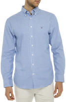 Gant Tech Prep Check Reg Shirt