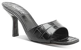 Schutz Women's Posseni Slip On High-Heel Sandals