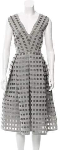 Erdem Sleeveless Midi Dress w/ Tags