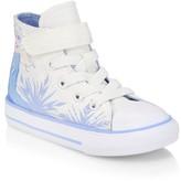 Converse Disney's Frozen 2 x Baby Girl's & Little Girl's Elsa High-Top Sneakers