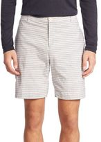 Billy Reid Striped Bermuda Shorts