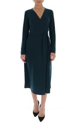 Diane von Furstenberg Astrid Midi Wrap Dress