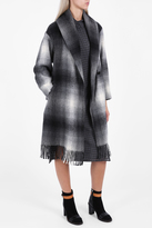 Alexander Wang Oversized Shawl Collar Coat