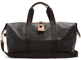 Mulberry Clipper medium pebbled-leather holdall