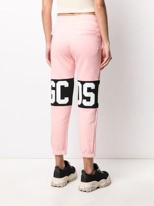 GCDS Logo Track Pants