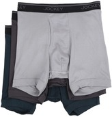 Jockey Staycool Classic Fit Athletic Midway® Brief 3-Pack