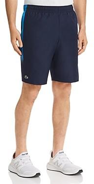 Lacoste Gradient Stripe Drawstring Shorts