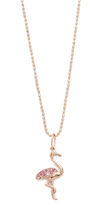 Sydney Evan Flamingo Necklace