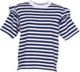 Kitsune Maison Striped T-shirt