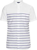 Polo Ralph Lauren Short-sleeved striped cotton shirt