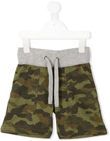 American Outfitters Kids camouflage track shorts