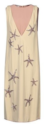Dries Van Noten 3/4 length dress