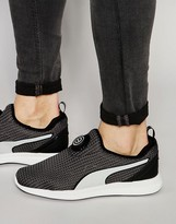 Puma Disc Sleeve Ignite Knit Trainers