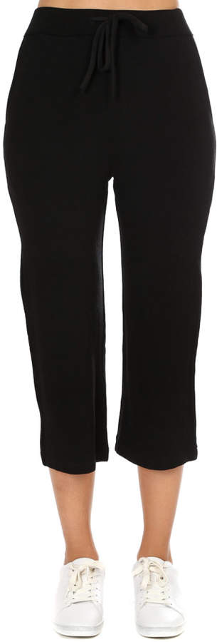 Majestic Filatures French Terry Midi Pants