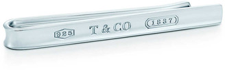 Tiffany & Co. 1837TM tie bar in sterling silver