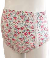 Sweet Mommy Flower Printed Maternity Panty [Made in Japan] RDLL