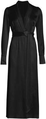 Galvan Callisto Wrap Dress