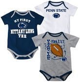 Baby Penn State Nittany Lions 3-Pack Bodysuit Set