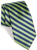 Nordstrom Men's Shop Stitch Stripe Silk Tie