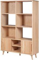 Soundslike HOME Bookcases Dream Bookshelf, Oak