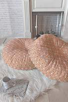 Deny Designs Caroline Okun Burnt Orange Umbria Floor Pillow