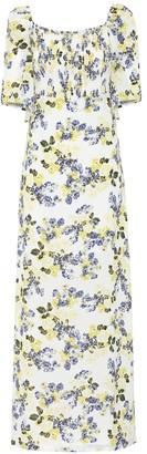 Baum und Pferdgarten Exclusive to Mytheresa Atena floral maxi dress