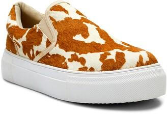 Coconuts by Matisse Gradient Genuine Calf Hair Slip-On Sneaker