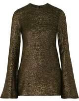 Ellery •ellery• Inception Metallic Knitted Sweater