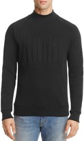 Soulland Sjevy 3D Logo Raglan Sweatshirt