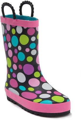Western Chief Dancing Dots Rain Boot