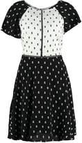 Miss Selfridge Summer dress black
