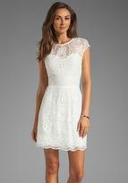 Dolce Vita Kloey Silk Embroidery Dress