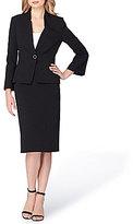 Tahari ASL Bi-Stretch 2-Piece Skirt Suit