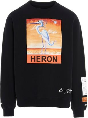 Heron Preston os Cks Heron Sweatshirt