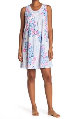 Carole Hochman Lace Trim Sleep Gown