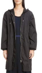 Kenzo Longline Hooded Raincoat