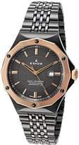 Edox Women's 54004 37GRM GIR Delfin Analog Display Swiss Quartz Watch