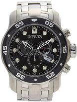 Invicta 0069 Silver-Tone Watch
