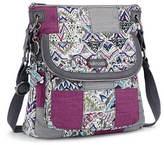 Sakroots Artist Circle Flap Crossbody Handbag