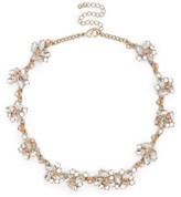 Sole Society Floret Statement Necklace