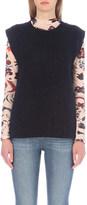 Sandro Billy wool-blend jumper
