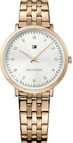 Tommy Hilfiger 1781760 PVD rose-plated watch