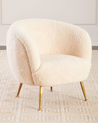 REGINA ANDREW Beretta Sheepskin Chair