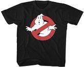 American Classics Boys' Tee Shirts BLACK - Black Ghostbusters Logo Tee - Toddler & Boys