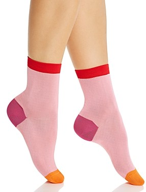 Happy Socks Grace Ankle Socks