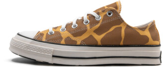 Converse Chuck 70 Ox 'Giraffe' Shoes - 3.5